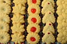 Spritz Cookies Recipe - Joyofbaking.com *Video Recipe*