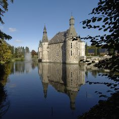 Chateau de Jehay, Liege | Belgium