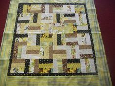 Quilt Top  46 x 46  Moda Fabric by debbie1567 on Etsy, $24.99