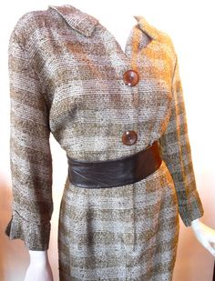 50s dress vintage clothing