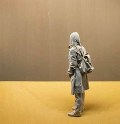 Italian artist Peter Demetz is able to create truly spectacular hyper-realistic sculptures that are hand carved out of wood. Modern Sculpture, Wood Sculpture, Statues, 50 Cent, Italian Sculptors, Sculptures Céramiques, Italian Artist, Wooden Art, Pottery Art
