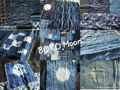 notjustnat creative blog: Something BORO something Blue