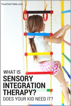 What is sensory integration therapy? Does your child need it? Learn how to get help for sensory issues and what two powerful sensory processing disorder treatment options you have for your child.