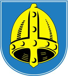 Fitjar komm. Hordaland fylke Morale Patch, Emblem, Military Art, Coat Of Arms, Herb, Norway, Flag, Symbols, Coats