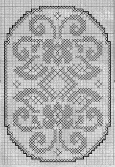 Kira scheme crochet: Scheme crochet no. 3716
