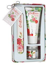 Handpicked Special Gift Ideas for Mother's Day Cath Kidston Rose Hand Care Set via @Inspirationail Read more at http://www.inspirationail.com/mothers-day-15/