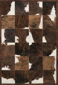 design koeienhuid karpet