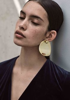VIKTORIA & WOODS x LINDEN COOK CURVED DISC EARRINGS | Jewellery | Additions | VIKTORIA & WOODS https://viktoriaandwoods.com.au/additions/jewellery/viktoria-woods-x-linden-cook-curved-disc-earrings