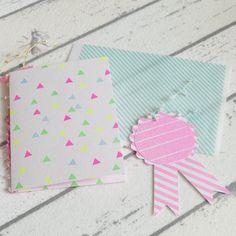 発送しました #card #creema #stationary #envelope #handmade #紙モノ #カード #ロゼット #ハンドメイド #pandafactory