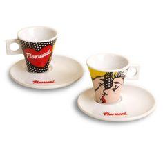 Fiorucci Espresso Cup and Saucer, 2oz - Cups and Glasses - Accessories - NESCAFÉ® Dolce Gusto®