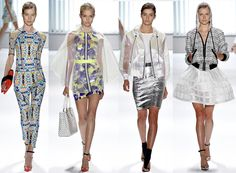 my favorites from the Milly S/S 2013 show