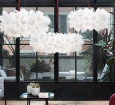 Clizia Mama Non Mama Linear Suspension Light Luminaire Led, Luminaire Design, Italian Lighting, Modern Lighting, Lighting Ideas, Lighting Design, Design Shop, Lustre Metal, Lampe Decoration