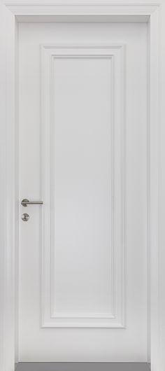 דגם שירן מלבן - דלתות פנים מעוצבות - דלתות גמליאל