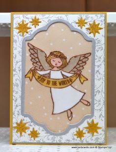 Ангелок на открытку своими руками