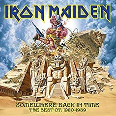 """Read """"Iron Maiden: Somewhere Back In Time, The Best of: (Guitar TAB)"""" by Wise Publications available from Rakuten Kobo. Somewhere Back In Time is a greatest hits release from legendary metal pioneers Iron Maiden. Bruce Dickinson, Florence Nightingale, Albums Iron Maiden, Run To The Hills, Eddie The Head, Number Of The Beast, The Trooper, Pochette Album, Somewhere In Time"""