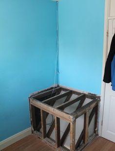 'Box room' in standard 3 bed semi-detached house – Swift's Furniture Bulkhead Bedroom, Stairs Bulkhead, Box Room Beds, Box Room Bedroom Ideas, Semi Detached, Detached House, Stair Box In Bedroom, Built In Wardrobe, Wardrobe Ideas