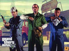 GTA V: Classic Blitz Play