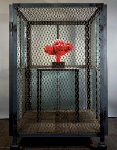 Louise Bourgeois, CELL XIV, 2000