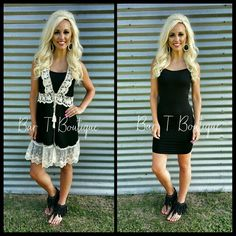 Boho Dress Wrap~ Follow @bar_t_boutique on Instagram to Shop weekly New Arrivals