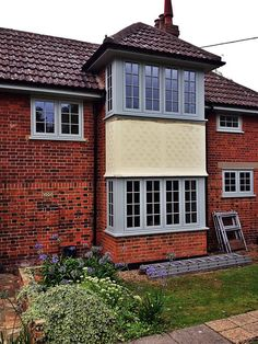 Window Tech Trade installed these fantastic #Residence9 windows in our #Painswick colour! #Windows #Doors #R9 #R9journey #HomeImprovement #Exterior