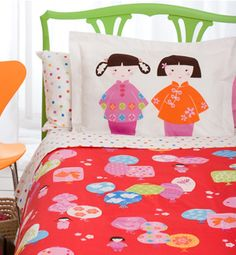 Lillie will need this bedding!