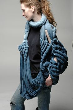 Emily Hiller - Not Knitted But...........