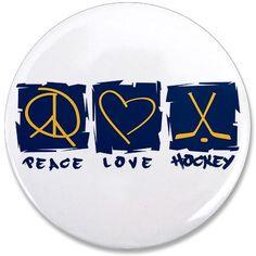 Peace, love, hockey