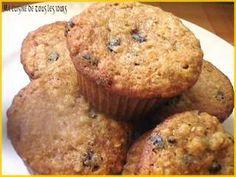 Muffins au miel, à l'avoine et aux raisins, Photo 2