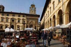 Arezzo's Antique Fair