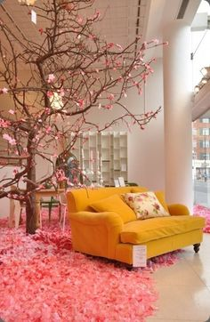 Flores para eventos corporativos :: Corporate retail spaces by Joseph massie creative