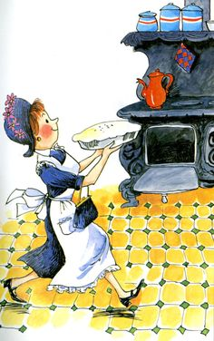 Amelia-Bedelia-and-her-pie