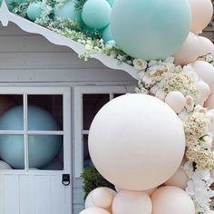 "The Original Party Bag Company on Instagram: ""A little house party 🎈 #birthdaysurprise @elari_events ❤️ #partydecorations #celebrateathome #happybirthdaytoyou"""