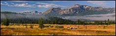 Hope Valley, near Lake Tahoe, California by Gary Crabbe