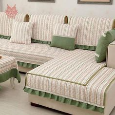Diy Sofa Cover, Sofa Throw Cover, Diy Cushion Covers, Chair Covers, Corner Sofa Design, Bed Cover Design, Designer Bed Sheets, Modern Sofa Designs, Home Room Design