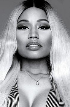 KING NICKI — privatebarb: Nicki Minaj's TIMES 100 Magazine...