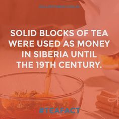 Did You Know: Solid blocks of tea were used as money in Siberia until the 19th century. #teafact --- Dollar Tea Box helps you discover delicious unique tea blends from amazing brands around Australia. Every month we showcase a new brand sharing the tea they have on offer. Choose from a range of subscription options depending upon the quantity of tea you want whether you are a casual drinker or a tea addict we have you covered. Not quite ready to take the leap we have a trial that you can…