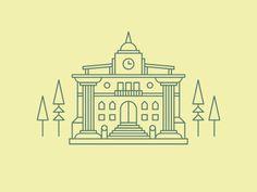 City Hall. by Tim Boelaars