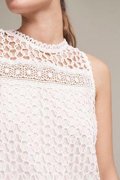 Slide View: 2: Snowscape Lace Swing Dress