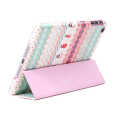 ROCK Bunny Case for iPad Mini with Cute Girly Leather Cover