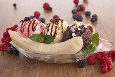 Come fare il banana split