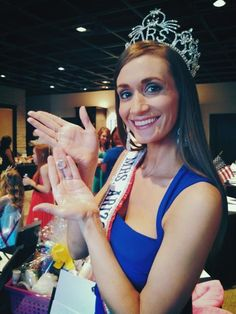 Proud supporter of Emilie Lettieri, Mrs Arizona United States! Good Luck at Nationals to you and all of your sister queens!