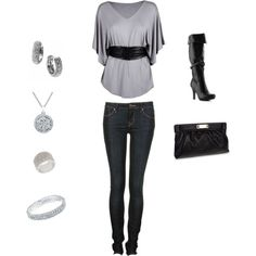 Night Out, created by amanda-johnston on Polyvore