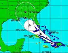 Tropical Storm Isaac: Indian River County under tropical storm watch