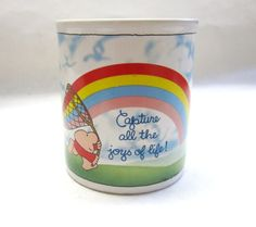 Vintage Ziggy Coffee Cup Funny Mug Capture All by sweetie2sweetie, $4.99