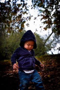 Little Boy Riding Hood