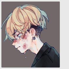 Cartoon Books, Cartoon Art, Cute Anime Character, Character Drawing, Cute Anime Boy, Anime Guys, Pretty Art, Cute Art, Japanese Show