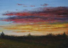 by Sean Witucki Oil ~ 5 x 7