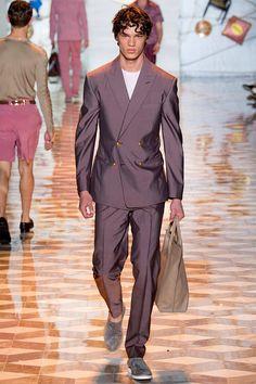 Versace menswear SS15 MFW