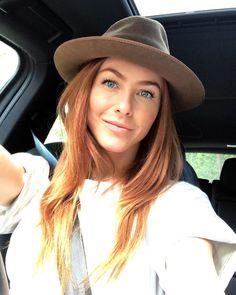 Julianne Hough Dyes Hair Red Saying 'I Have Always Felt Like a Redhead'
