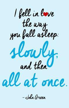 عشق به زندگی؛ درست وقتی که مرگ پشت در است The Fault in Our Stars (Novel by John Green) Published: January 2012 Author: John Green John Green Quotes, John Green Books, Movies Quotes, Book Quotes, Star Quotes, Lyric Quotes, Quotable Quotes, The Fault In Our Stars, I Fall In Love